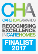 Care Home Awards Logo