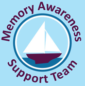 Memory Awareness Support Team Logo