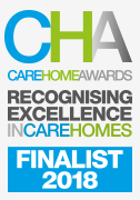 Care Homes Award 2018
