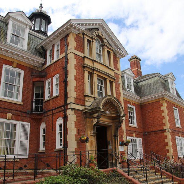 Astell House, Cheltenham. Lilian Faithfull